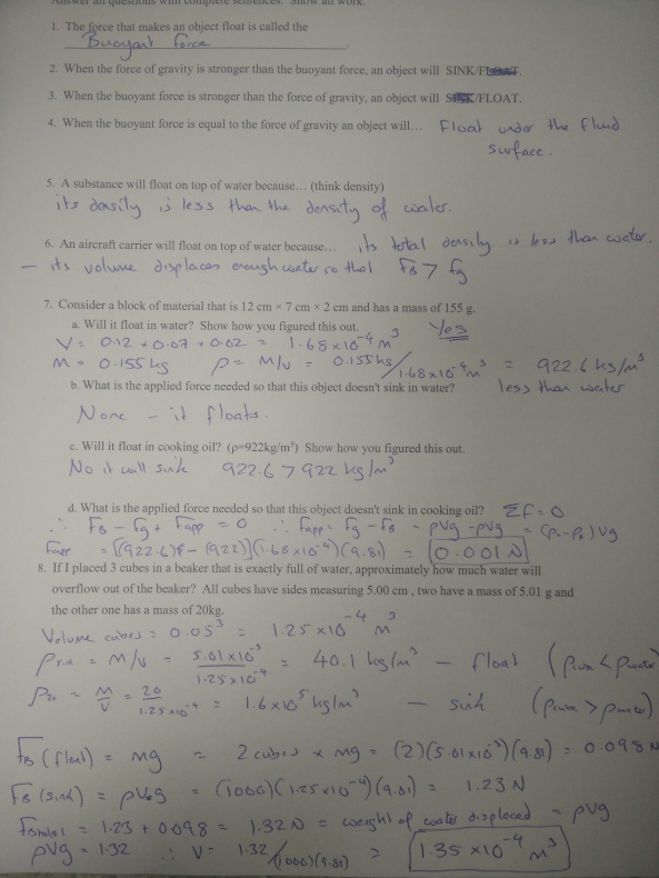 fluids pressure 2